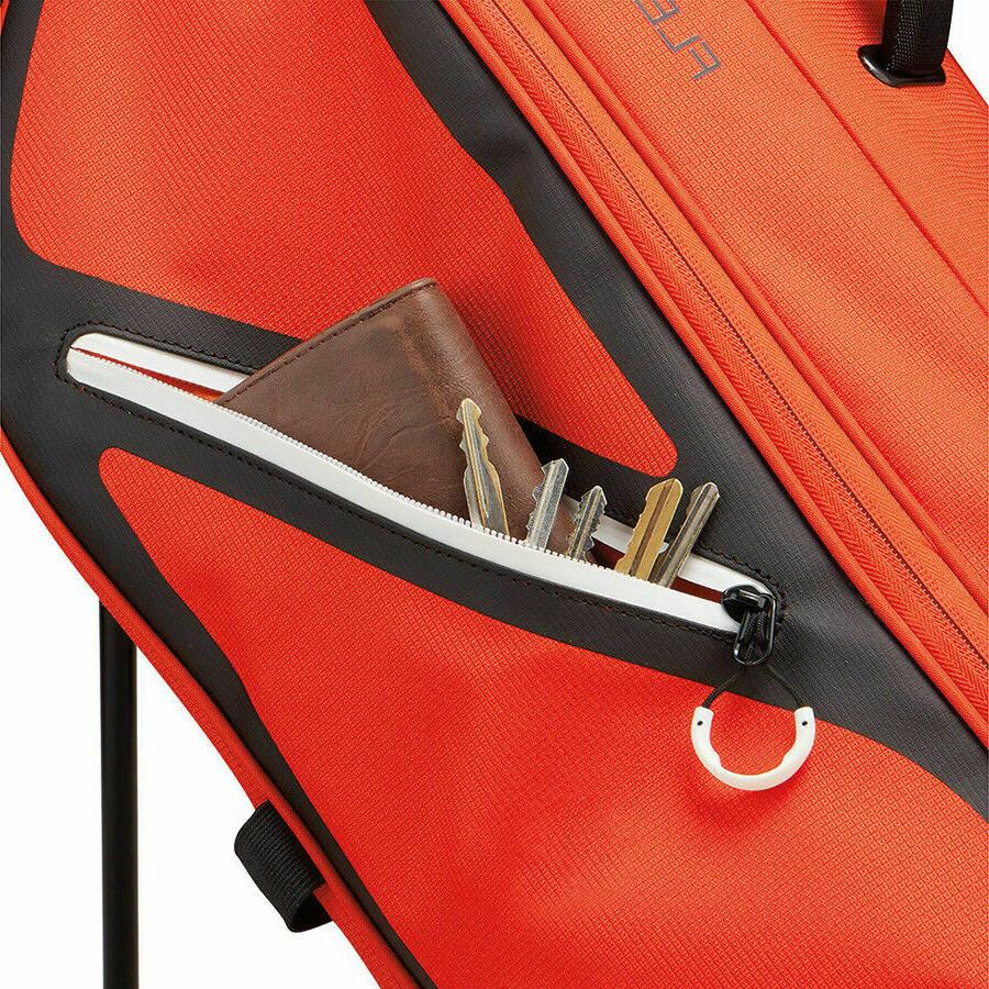 NEW IN TM19 TAYLORMADE STAND GOLF BAG BLOOD ORANGE