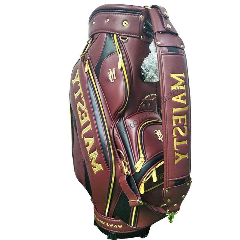 New Maruman <font><b>Bag</b></font> High quality PU <font><b>Golf</b></font> choice 9.5 inch <font><b>Clubs</b></font> <font><b>Golf</b></font> Free shipping