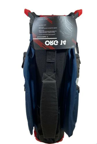 🥞NEW ORG #1 Golf Bag - Red, & Blue