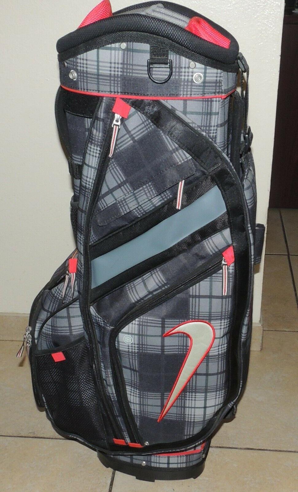*NEW* Sport II Divider Blk/Grey/Plaid Golf