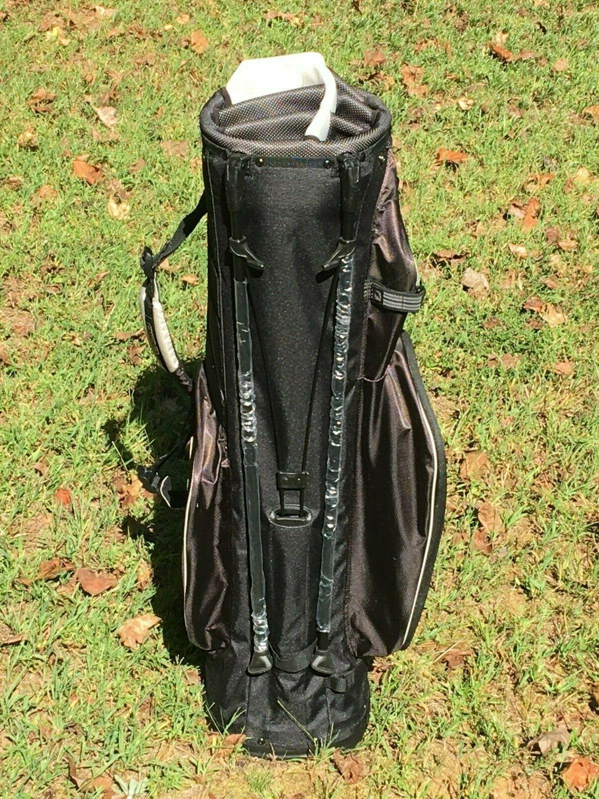 New Carry Golf Logo Black Divider