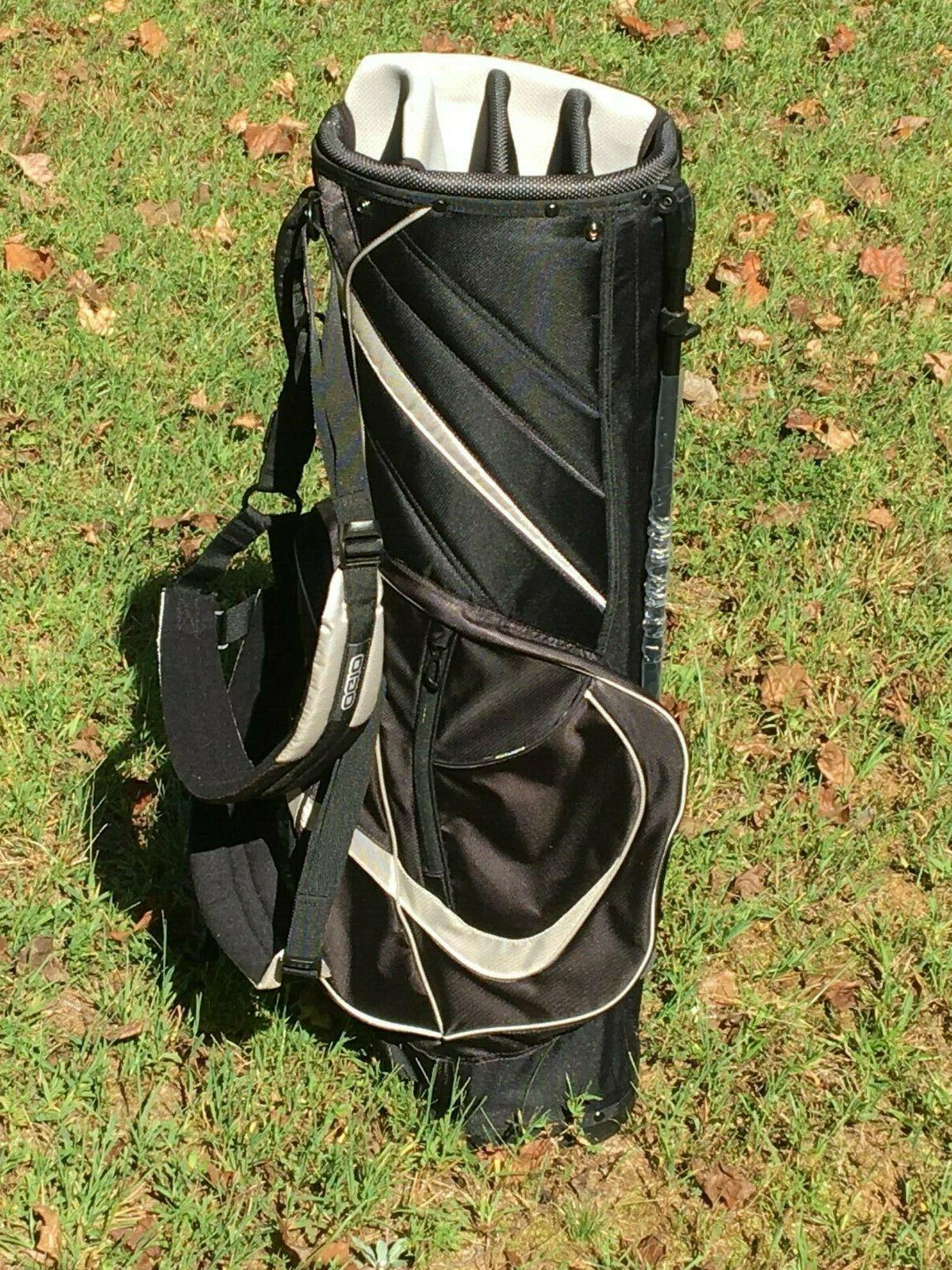 New OGIO Vision Carry Golf Logo Divider