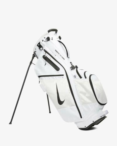 NEW NIKE White Air Carry Cart Golf Bag Way SOLD OUT