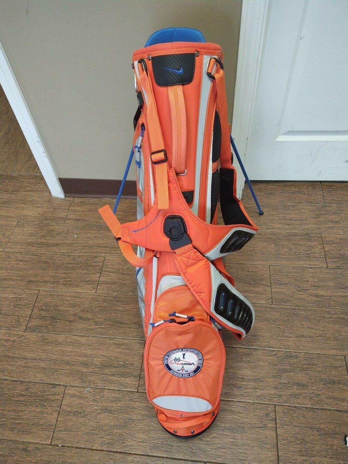 New with Vapor X Golf Bag
