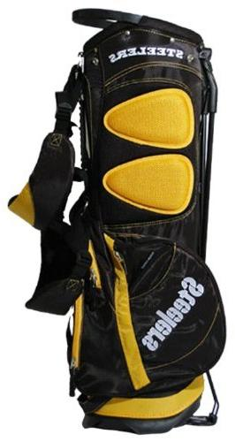 nfl pittsburgh steelers stand bag