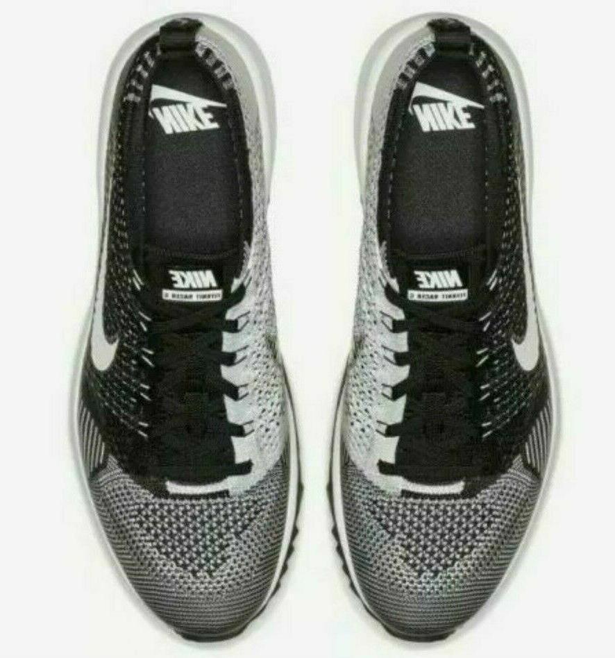 Nike Flyknit Racer G Men's Golf 909756 001 NIB $175