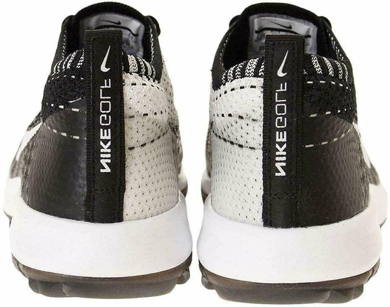 Nike G Men's Golf Shoes 001 Black NIB $175