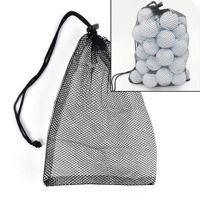 nylon mesh nets bag pouch golf tennis