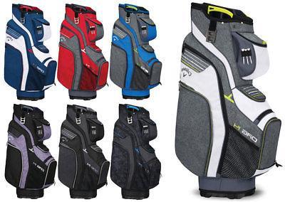Callaway Org 14 Cart Bag 2018 Golf Bag Full Length Individua