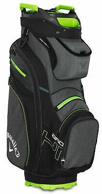 Callaway Org. 14 Cart Bag 2019 Epic Flash Golf Bag Ind. Full