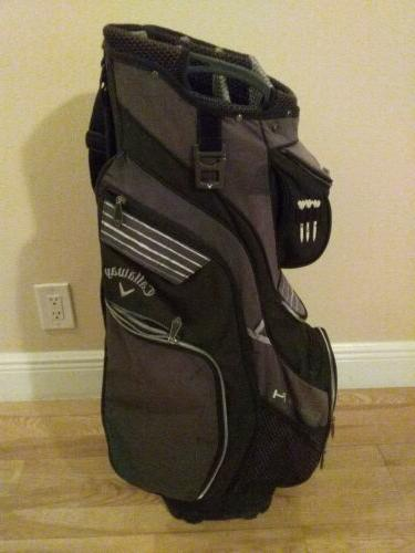 Callaway ORG 14 Golf bag dividers & rain