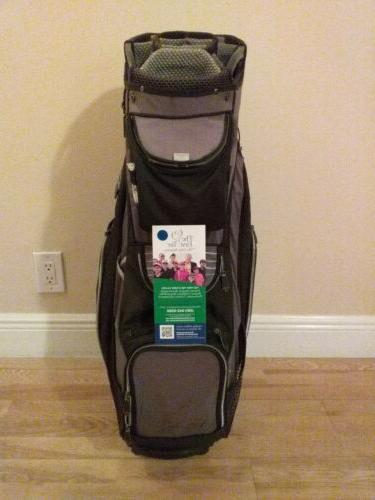 org 14 cart golf bag with 14