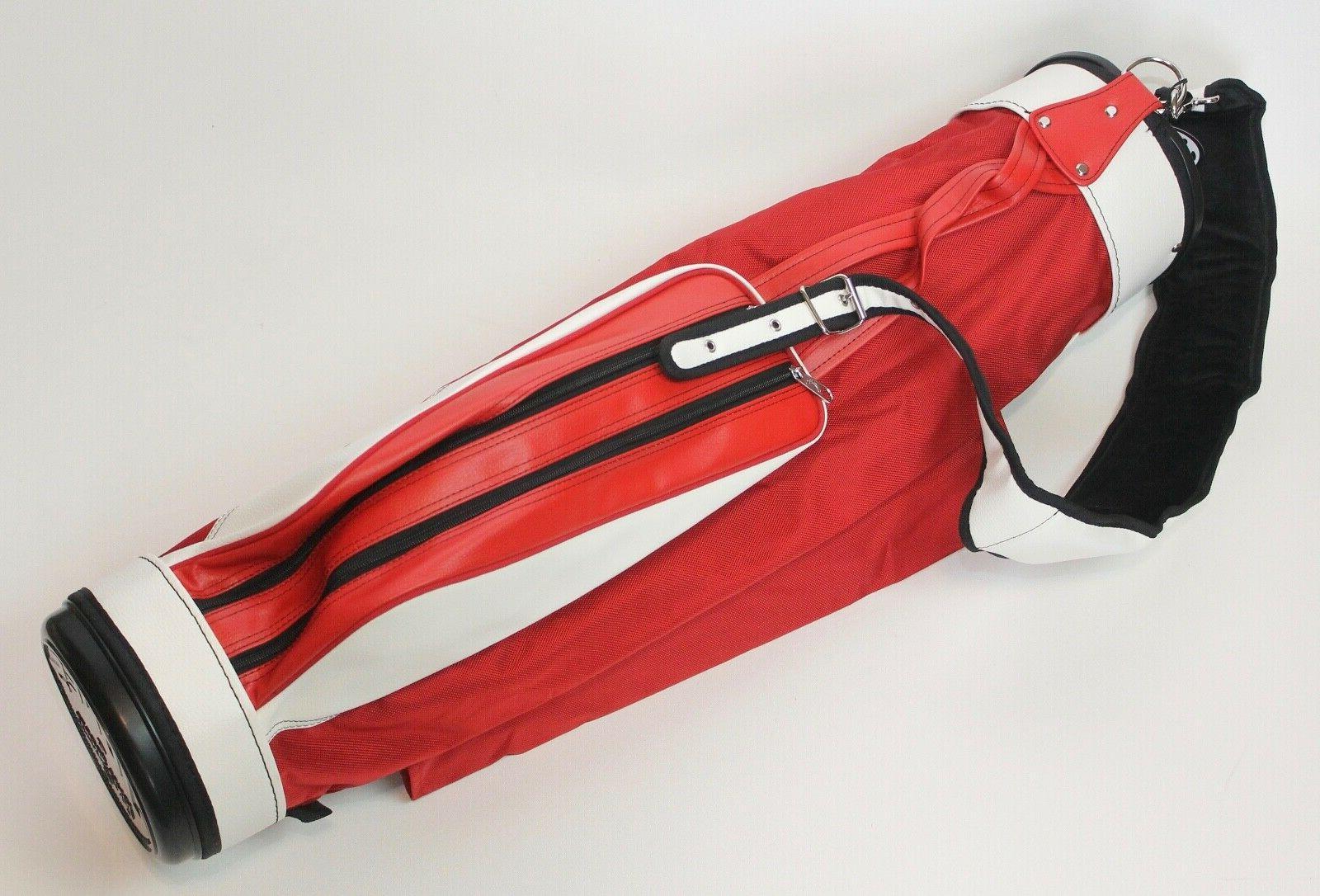 Strap Red & White