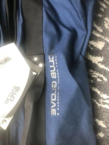Original Club Glove Travel Bag Proof w/Wheels II