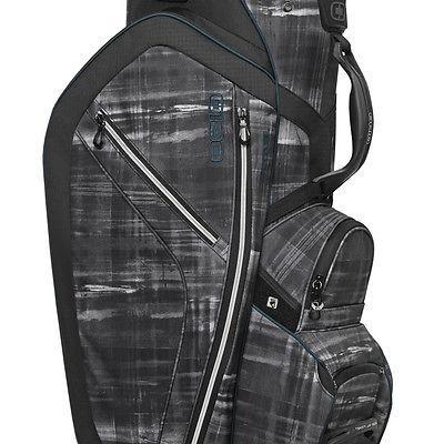 OGIO Ozone Way Diamond Pocket/Cooler Golf Cart