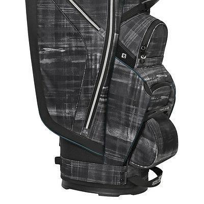 OGIO 14 Diamond Golf Cart Sea