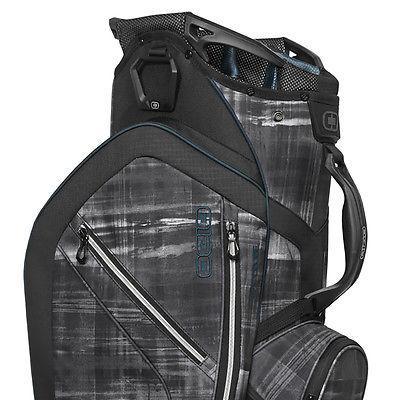 OGIO Way Diamond Top 6 Golf Cart Bag, Sea