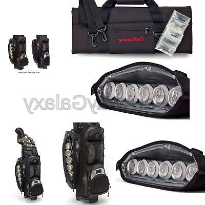 par 6 pack golf bag cooler