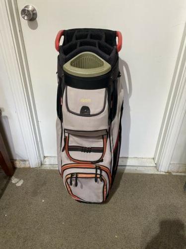 Ping Cart Bag Gray Way