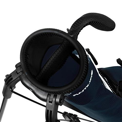 Orlimar Pitch & Golf Stand Bag, Midnight Blue
