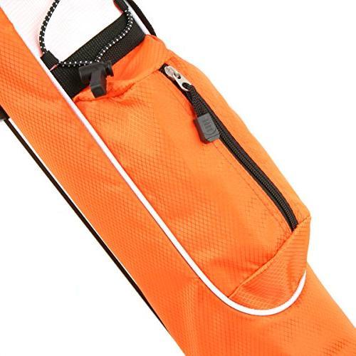 Knight & Putt Golf Lightweight Stand Carry Bag,