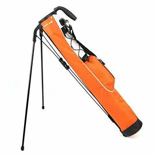 pitch putt golf lightweight stand