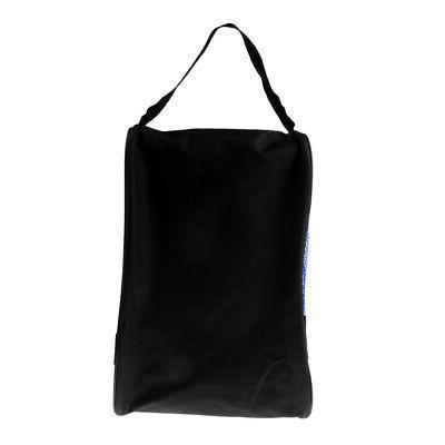 Portable Shoes Bag Footwear Travel Case Hand Blue