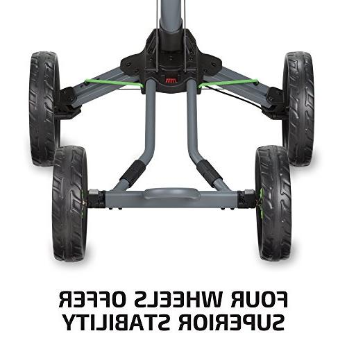 Bag XL Push Cart, Matte