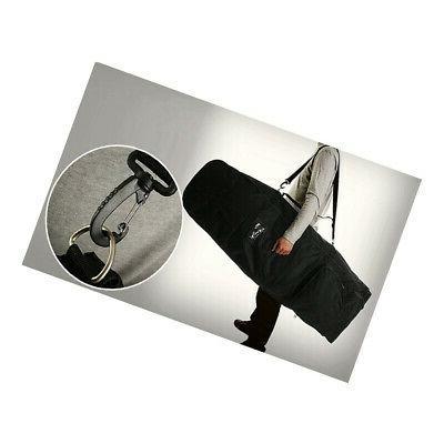 Rolling Golf Bag Club Storage Protector Durable