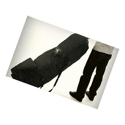 Rolling Travel Bag Club Protector Durable Wheeled