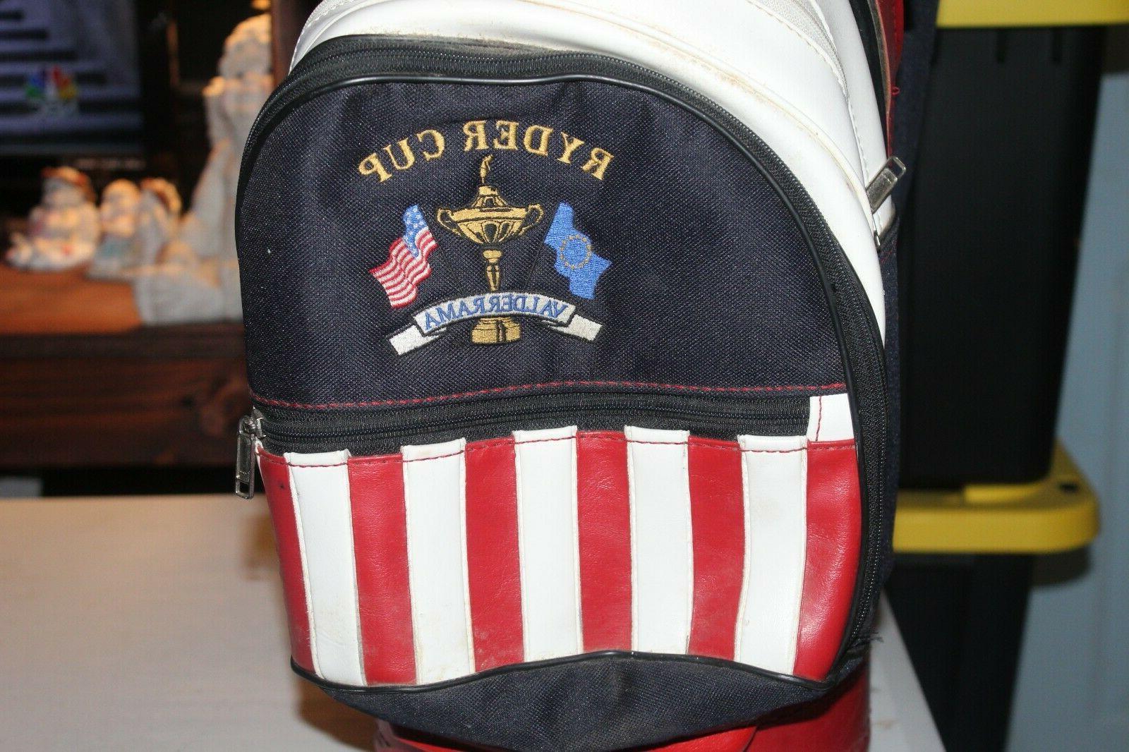 RYDER USA GOLF United NICE!!