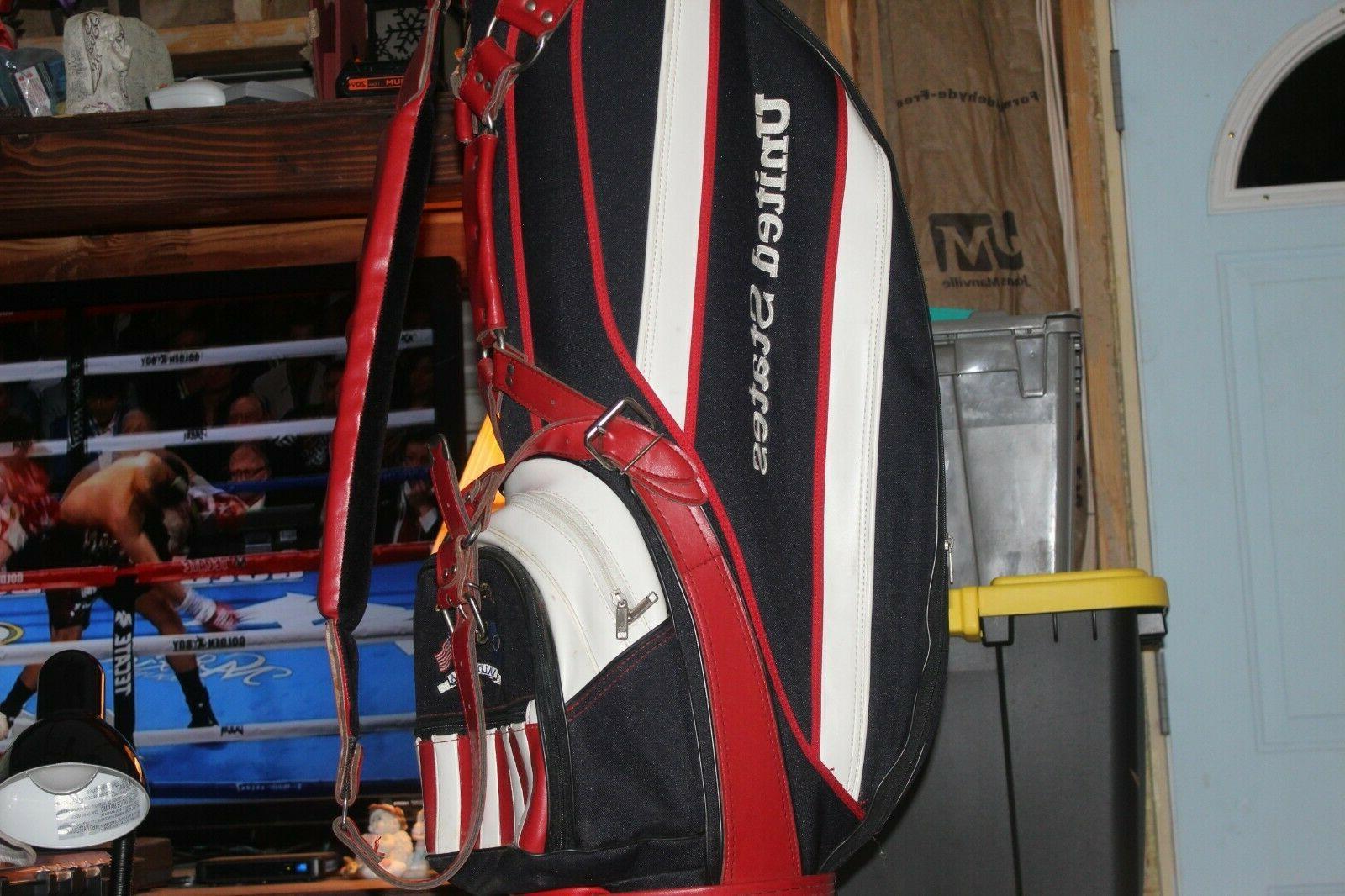 ryder cup valderrama usa golf bag bags