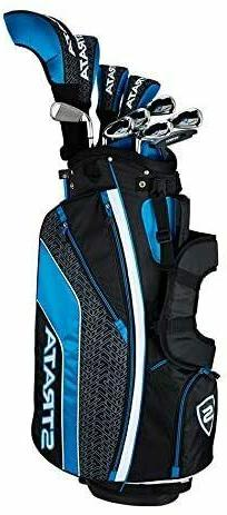 men s strata ultimate complete golf set