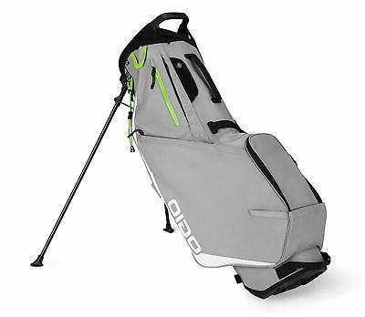 shadow fuse 304 golf stand bag gray
