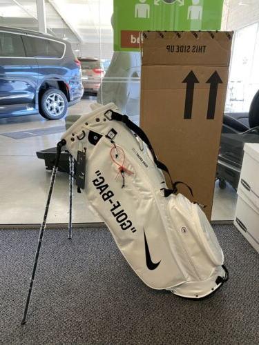 Nike Golf Bag With Stand Bag