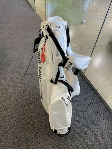 Nike Sport Lite Bag Off With Zip Stand Bag