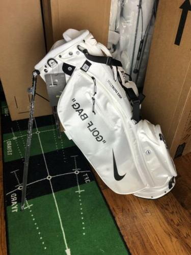 sport lite golf bag white custom diy