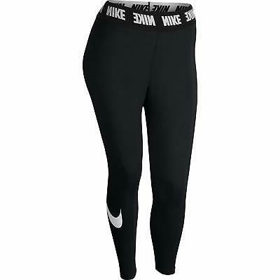 sportswear women s plus club leggings black