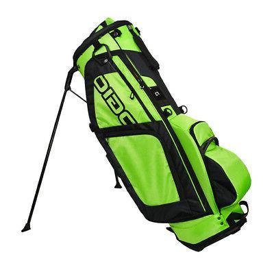 spyke golf stand bag