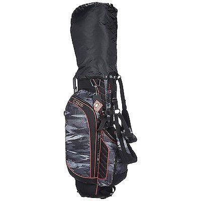 OGIO 8 Pockets Bag, Urban Camo/Red