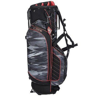 OGIO 8 Way Pockets Golf Bag, Urban