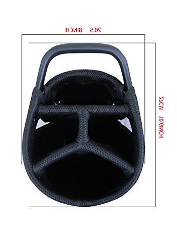 Eagole Super Light, Stand pockets, One 4.3 lb., Black