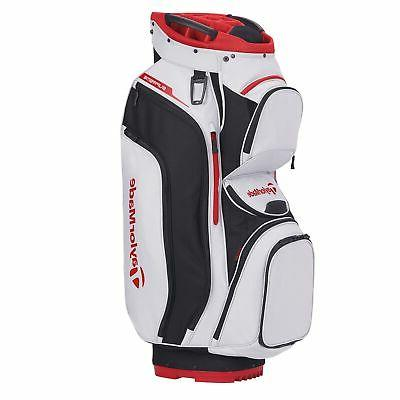 supreme cart golf bag 2020 silver white