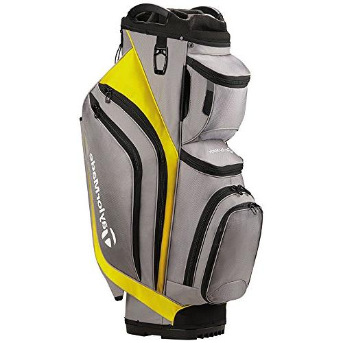 supreme cart golf bag gray