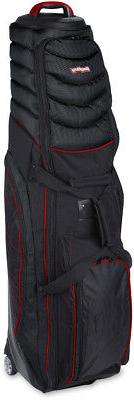 Bag Boy Unisex T-2000 Travel Cover Black/Red