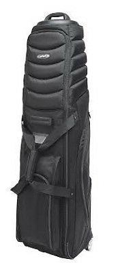 Bag Boy T-2000 Travel Cover, Black/Black