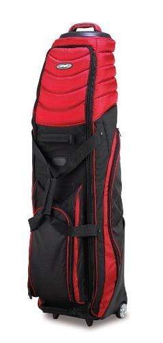 Bag Boy T-2000 Pivot Grip Wheeled Travel Cover by Bag Boy
