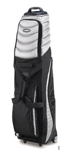Bag Boy T2000 Pivot Grip Travel Covers Soft-Silver/Black