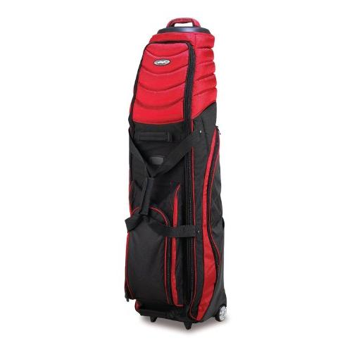 Bag Travel Black/Red
