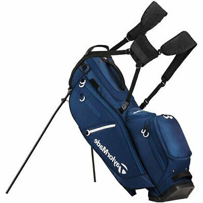taylormade flextech crossover stand bag prior generation